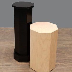 Octagon Pedestals